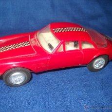 Slot Cars: MASERATI GT A6 2500 JYECAR, JYESA, RARISIMO JUGUETE DE COLECCION,MUY POCOS.. Lote 47258383