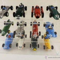 Slot Cars: VITRINA EXPOSITORA DE METACRILATO PARA SLOT (SIN COCHES). Lote 198189698