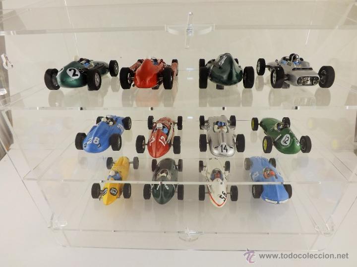 Slot Cars: Vitrina Expositora de Metacrilato para slot (sin coches) - Foto 4 - 261161030