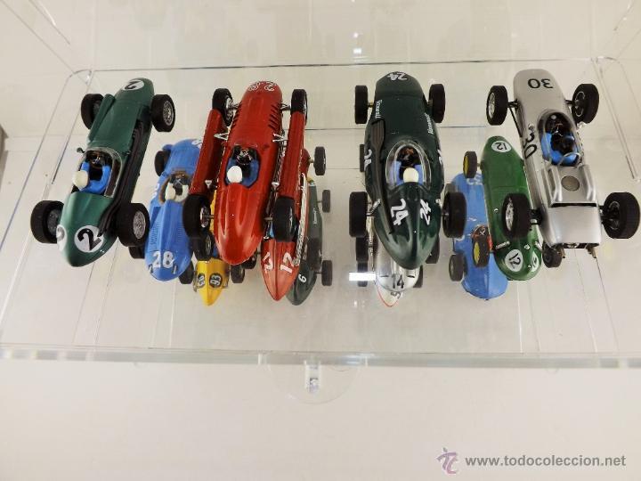 Slot Cars: Vitrina Expositora de Metacrilato para slot (sin coches) - Foto 6 - 261161030