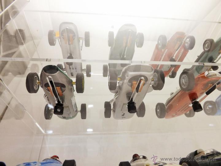 Slot Cars: Vitrina Expositora de Metacrilato para slot (sin coches) - Foto 7 - 261161030