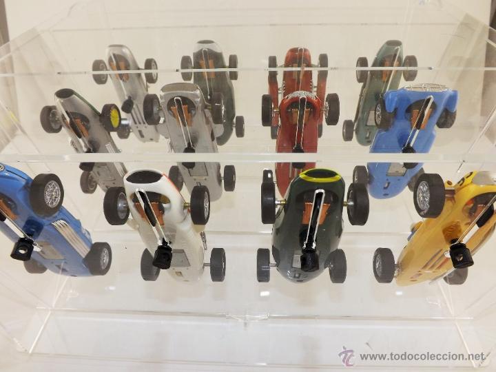 Slot Cars: Vitrina Expositora de Metacrilato para slot (sin coches) - Foto 8 - 261161030