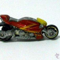 Slot Cars: MOTO CANYON CARVER HOT WHEELS. CANYON CARVER FLAME. COLECCION. MOTO DE COLECCION. MINIATURA. Lote 47545215