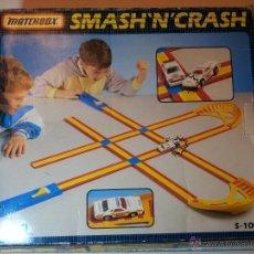 Slot Cars: MATCHBOX SMASH N CRASCH - S-100 - INCOMPLETO. Lote 47907429