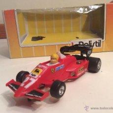 Slot Cars: FERRARI F1 POLISTIL. Lote 48197617