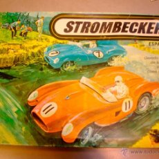 Slot Cars: STROMBECKER SLOT SOLO CAJA SIN COCHES MADE IN SPAIN. Lote 48270866