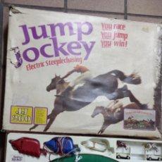 Slot Cars: CIRCUITO DE CABALLOS JUMP JOCKEY. Lote 48277958