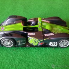 Slot Cars: SUPERSLOT SCALEXTRIC MG LOLA LE MANS 2001 EXIN. Lote 48306225