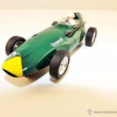 Slot Cars: SLOT CARTRIX VANWALL GRAND PRIX LEGENDS. Lote 157818317