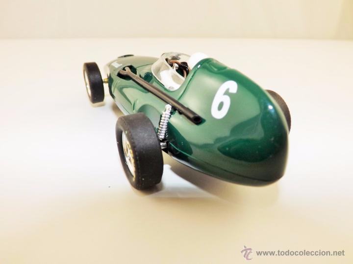 Slot Cars: Slot Cartrix Vanwall Grand Prix Legends + peana expositora (Nuevo de fábrica) - Foto 3 - 223331558