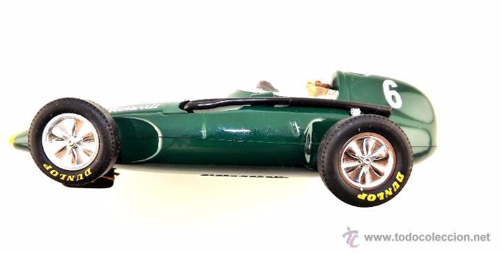 Slot Cars: Slot Cartrix Vanwall Grand Prix Legends + peana expositora (Nuevo de fábrica) - Foto 6 - 223331558