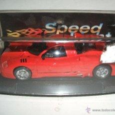 Slot Cars: COCHE SPEED LIGHT DE REPROTEC. Lote 48421295