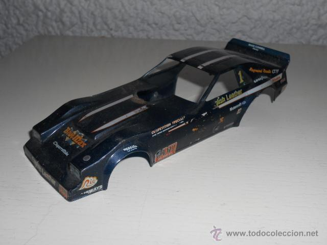 Slot Cars: HOT ROD DRAGSTER MUSCLE CAR - MAQUETA 1/32 - CARROCERIA TAMAÑO SLOT PROYECTO COCHE - Foto 4 - 36974314