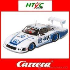 Slot Cars: OFERTON! CARRERA PORSCHE 935/78 MOBY DICK #09 PPG RIVERSIDE 1983 FOYT / ANDRETTI / WHITTINGTON 27372. Lote 49296726