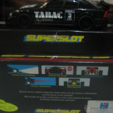 Slot Cars: MERCEDES SONAX, SUPERSLOT HORNBY. Lote 49776657