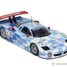 Slot Cars: NISSAN R390 GT1 SLOT.IT REF. SICA14B SLOT CAR 1/32 NUEVO EN SU CAJA. Lote 50827237
