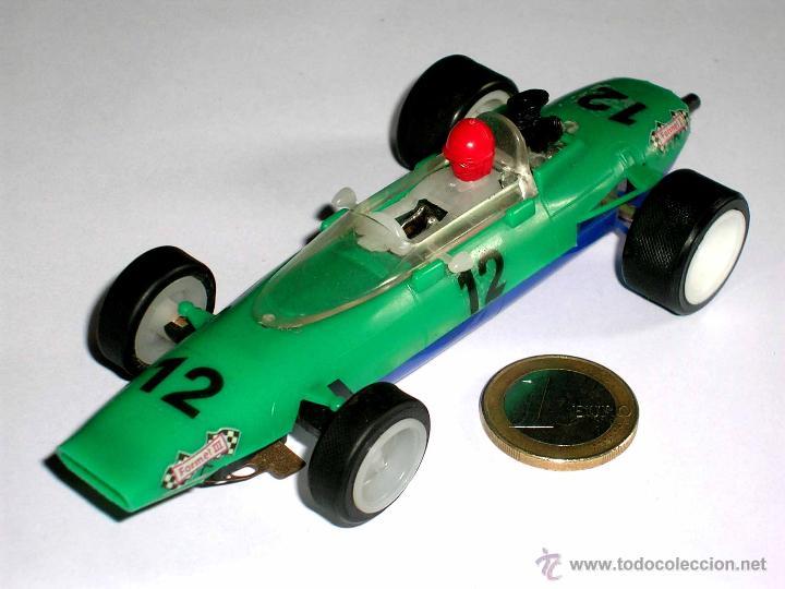 Slot Cars: Raro Melkus Wartburg Fórmula 3, F III / 64, slot 1/32, Prefo DDR Germany, original años 60. - Foto 3 - 50870303