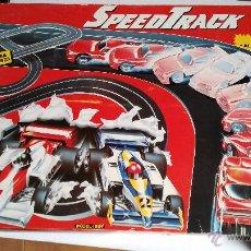 Slot Cars: CIRCUITO TCR SPEEDTRACK 7530 DE MODEL IBER. Lote 51227854