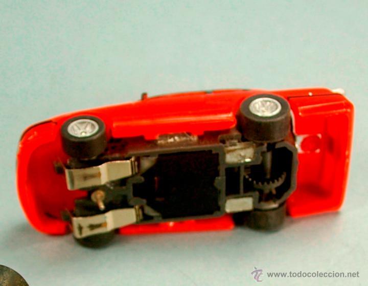 Slot Cars: AURORA AFX - Ford Chevrolet ? DISNEY THE CARS - HO SLOT Comansi Tyco Mini Slot Car - Foto 2 - 51529980