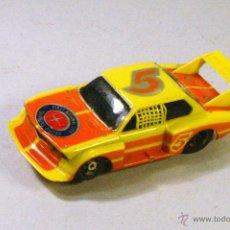 Slot Cars: AURORA AFX. BMW 320I FIRST NATIONAL BANK. ESCALA APROXIMADA 1:55. MIDE 7,5 CM. DE LARGO.. Lote 51831113