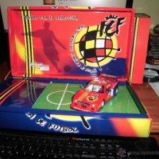 Slot Cars: LANCIA BETA MONTECARLO SELECCION ESPAÑOLA DE FUTBOL DE FLY. Lote 52541021