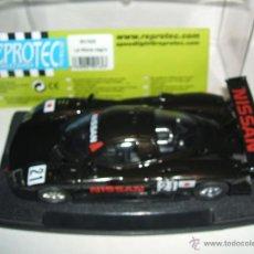 Slot Cars: NISSAN LE MANS SPEED LIGHT DE REPROTEC REF.-501003. Lote 52561255