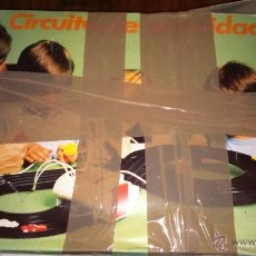 Slot Cars: CIRCUITO DE VELOCIDAD YUPI MAR. Lote 52588052