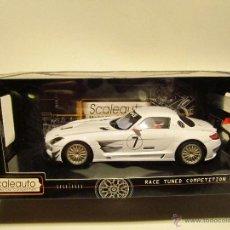 Slot Cars: MERCEDES SLS GT3 SCALEAUTO NUEVO. Lote 53246356