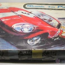Slot Cars: STROMBECKER / PAYA CIRCUITO SLOT AÑOS 60 TIPO SCALEXTRIC. Lote 53546822