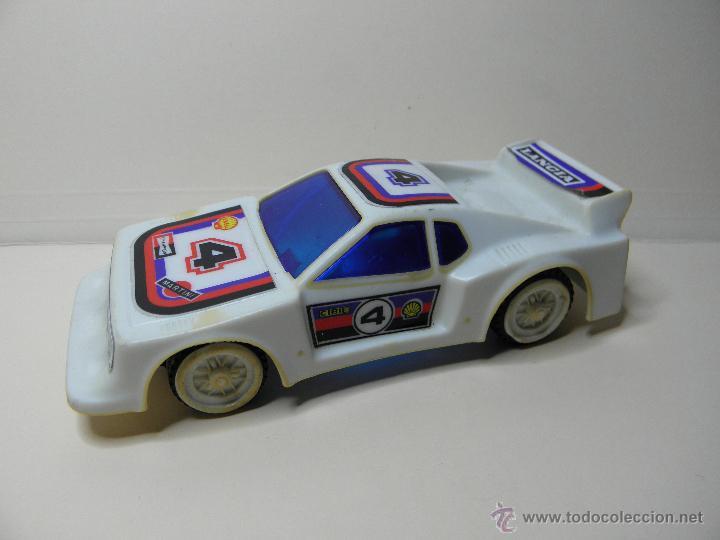 COCHE LANCIA BETA MONTECARLO DE JYESA - SLOT CAR (Juguetes - Slot Cars - Magic Cars y Otros)