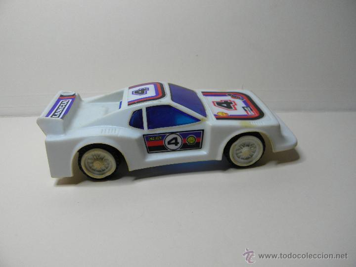 Slot Cars: COCHE LANCIA BETA MONTECARLO DE JYESA - SLOT CAR - Foto 3 - 53552065