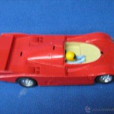 Slot Cars: COCHE DE PISTA HORNBY MODELO PORSCHE - EL DE LAS FOTOS. Lote 53596665