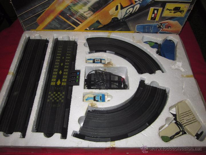 Slot Cars: Scalextric Comansi GS 250 - Foto 2 - 53616655