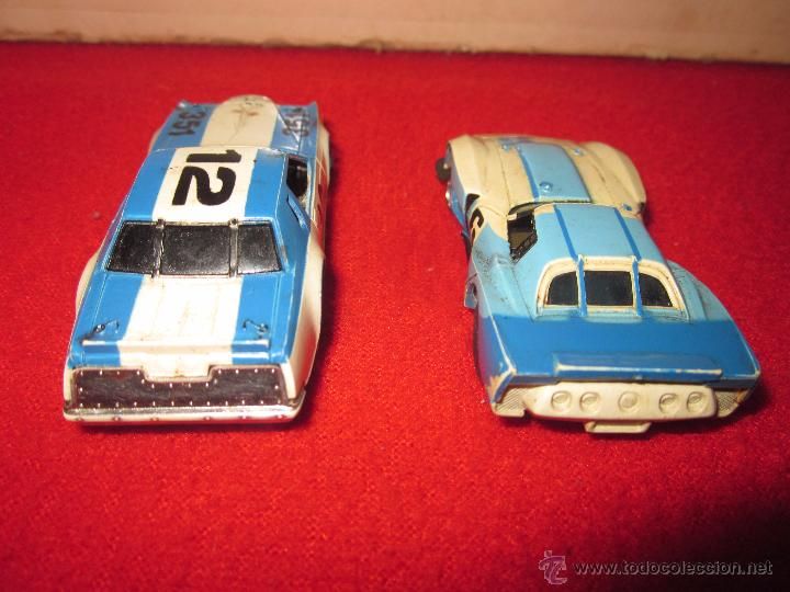 Slot Cars: Scalextric Comansi GS 250 - Foto 6 - 53616655