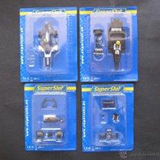 Slot Cars: KIT SUPERSLOT SUPER SLOT COMPLETO PARA MONTAR. PRECINTADO. SCALEXTRIC. Lote 53856717