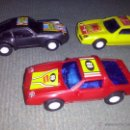 Slot Cars: LOTE TRES COCHES SLOT. COMPATIBLE SCALEXTRIC.. Lote 53976553