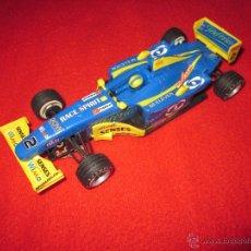 Slot Cars: F1 TELEFONICA. Lote 54107658