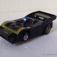Slot Cars: POLISTIL SLOT LE MANS SUNOCO. Lote 54470390