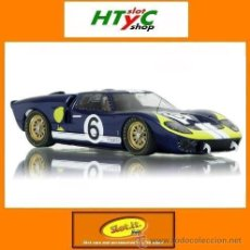Slot Cars: SLOT.IT FORD GT40 MKII #6 24 HS LE MANS 1966 ANDRETTI / BIANCHI CA20. Lote 54799665