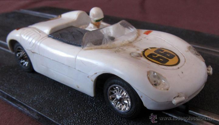 STROMBECKER PAYA - PORSCHE RS 61 '60 - REF 9640 - 1967 - SIN CAJA - SLOT (Juguetes - Slot Cars - Magic Cars y Otros)