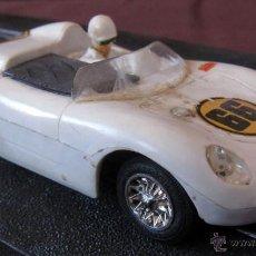 Slot Cars: STROMBECKER PAYA - PORSCHE RS 61 '60 - REF 9640 - 1967 - SIN CAJA - SLOT. Lote 55040768