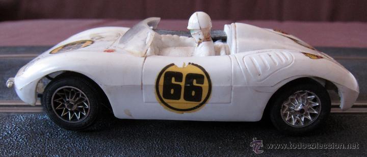 Slot Cars: STROMBECKER PAYA - PORSCHE RS 61 60 - REF 9640 - 1967 - SIN CAJA - SLOT - Foto 2 - 55040768