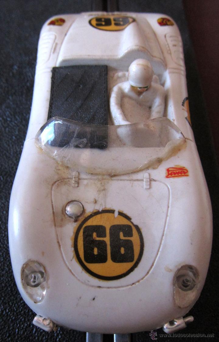 Slot Cars: STROMBECKER PAYA - PORSCHE RS 61 60 - REF 9640 - 1967 - SIN CAJA - SLOT - Foto 5 - 55040768