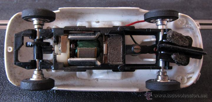 Slot Cars: STROMBECKER PAYA - PORSCHE RS 61 60 - REF 9640 - 1967 - SIN CAJA - SLOT - Foto 7 - 55040768