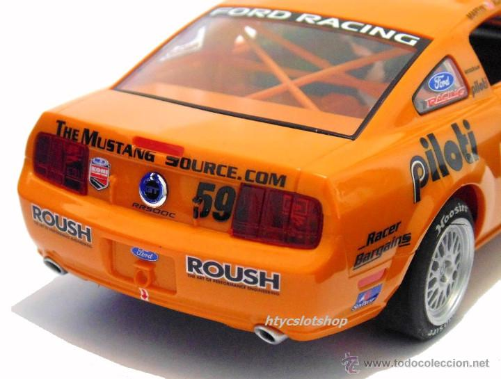 Slot Cars: SUPERSLOT MUSTANG RS500C #59 REHAGEN RACING ROUSH / MARTIN SCALEXTRIC UK H2888 - Foto 9 - 55075644