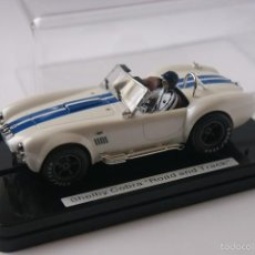 Slot Cars: MRRC - SHELBY COBRA ROAD AND TRACK - REF. MC 0023. Lote 55380169