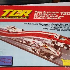 Slot Cars: CIRCUITO TCR 7200. Lote 55383588