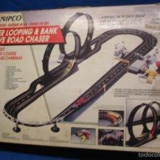 Slot Cars: CIRCUITO DE CARRERA NIPCO AÑOS 80. Lote 55914174