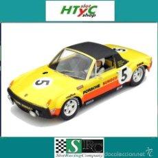 Slot Cars: SRC PORSCHE 914/6 #5 GT 24 HS DAYTONA 1971 DUVAL / BAILEY / NICHOLAS 01602. Lote 86120402