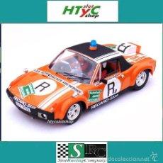 Slot Cars: SRC PORSCHE 914/6 GT GP F1 NURBURGRING 1973 SAFETY CAR O.N.S. EPPIE WIETZES 01605. Lote 86120931